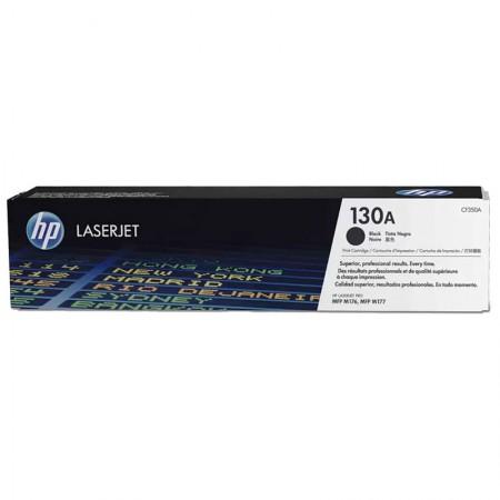 Toner HP Original (130A) CF350A - preto 1300 páginas