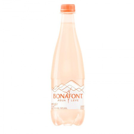 Água mineral Bonafont com gás 500ml - Danone