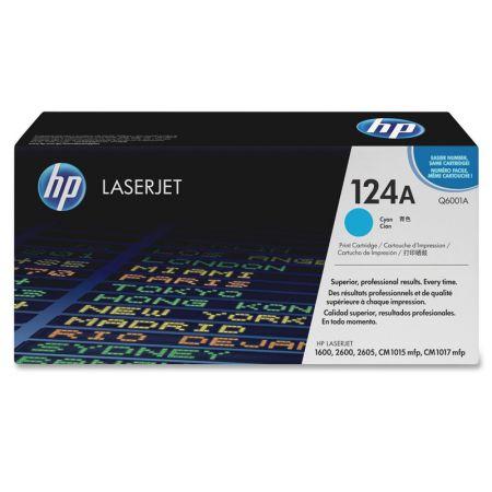 Toner HP Original (124A) Q6001AB - ciano 2000 páginas