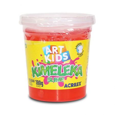 Kimeleka Art Kids 180g - Vermelho 555 - Acrilex