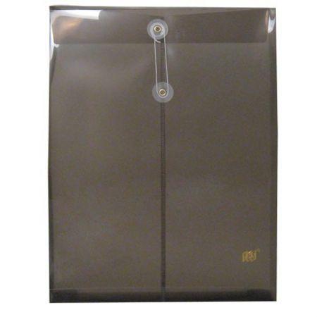 Envelope plástico com ilhós - fumê - EN01A - Yes
