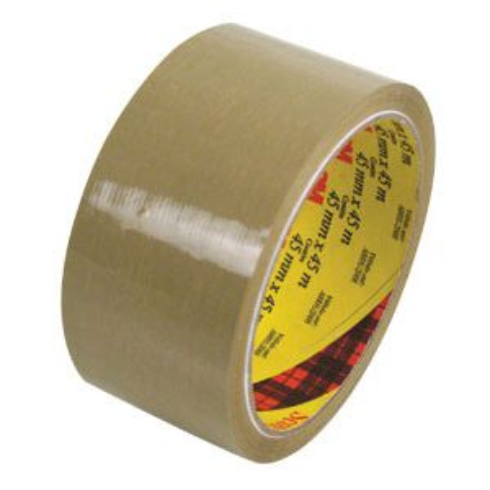 Fita para embalagem marrom - 45mm x 45m - 5802 - 3M