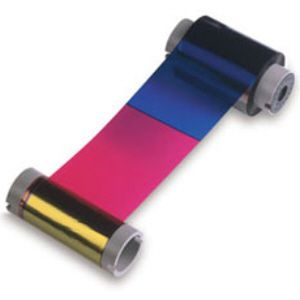 Fita para impressora Ribbon color YMCKO - 200800015-440BR - True Colors