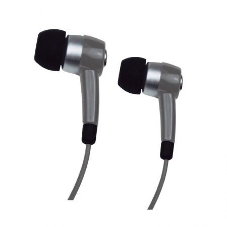 Fone de ouvido com microfone Spark cinza - FN205/CZ - Oex