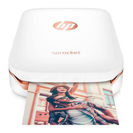 Impressora fotográfica portátil Sprocket 100 - HP