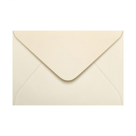 Envelope Color Plus Marfim 160x235mm - caixa com 100 unidades - Scrity
