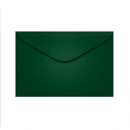 Envelope Color Plus Brasil 72x108mm - caixa com 100 unidades - Scrity