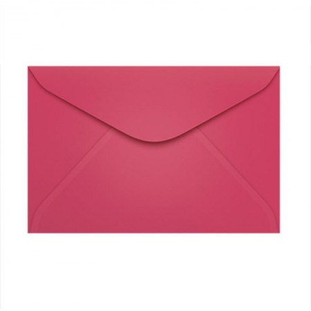 Envelope Color Plus Cancun 72x108mm - caixa com 100 unidades - Scrity