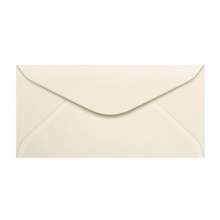 Envelope Color Plus Marfim 114x229mm 100und Scrity