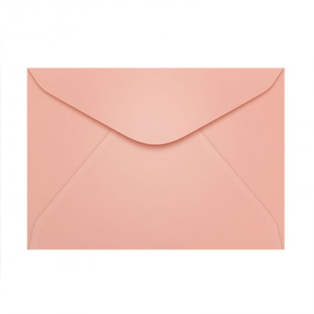 Envelope carta Color Plus Fidji 114x162mm - caixa 100 unidades - Scrity