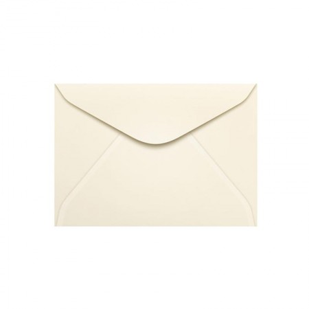 Envelope Color Plus Marfim 114x162mm 100und Scrity
