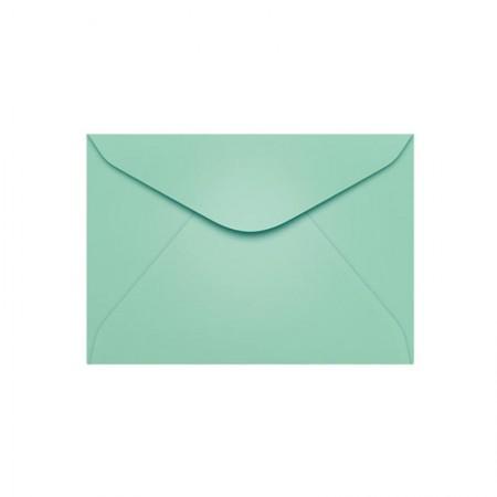 Envelope Color Plus Tahiti 114x162mm - caixa com 100 unidades - Scrity