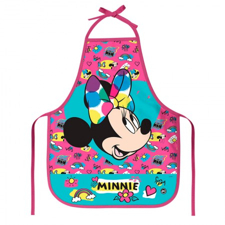Avental infantil - 2838 - Minnie - Dac