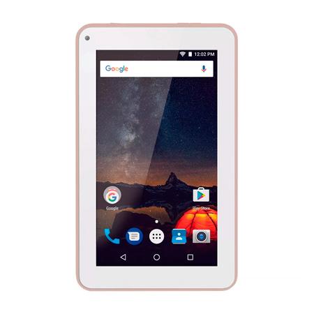 Tablet M7S plus quad core dourado - NB276 - Multilaser