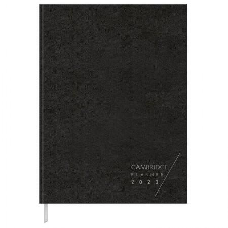 Agenda planner executiva costurada semanal Cambridge Extra 2021 - Tilibra
