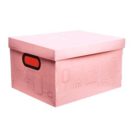 Caixa organizadora pequena - rosa - 2170.Q - Dello