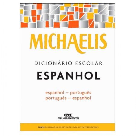 Dicionário escolar de espanhol - Michaelis