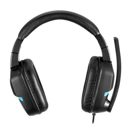 Headset P3 Gamer Warrior askari azul - PH292 - Multilaser