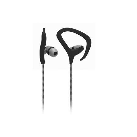 Fone de ouvido c/ microfone cabo de nylon preto - PH163 - Multilaser