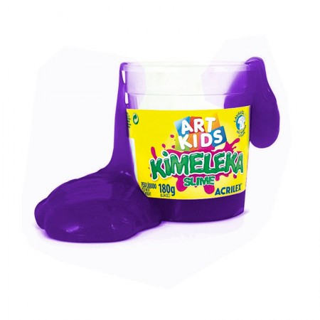 Kimeleka Art Kids 180g - Violeta 516 - Acrilex