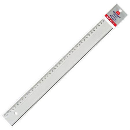 Régua poliestireno 40 cm - 514.0 - Acrimet