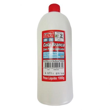 Cola líquida branca 1000 grs - Radex