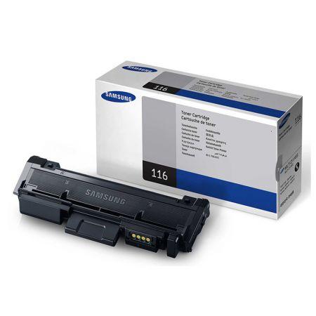Toner Samsung MLT-D116S / 4HY95A - preto 1200 páginas - serie M2625/2825/2675/2875