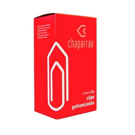 Clips galvanizado NR 1/0 (0) - com 810 unidades - Chaparrau