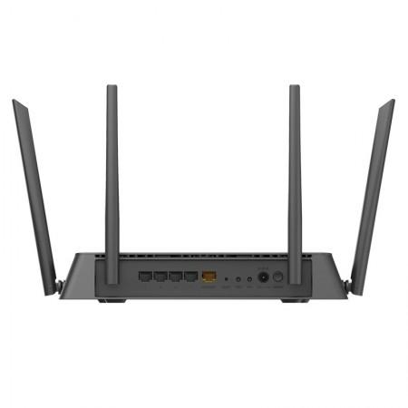 Roteador Wireless 4 portas AC Dual Band 1900Mbps DIR-878 - D-Link
