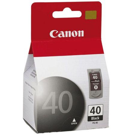 Cartucho Canon PG40 - preto 16ml - serie Pixma IP1200/1600/2200/IP1800