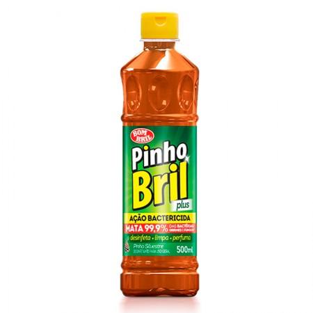 Desinfetante Pinho Bril silvestre 500ml - Bombril