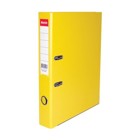 Registradora AZ ofício LE 1123 - amarelo - Chies
