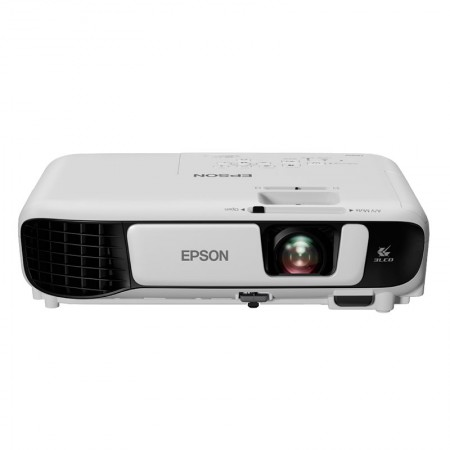 Projetor Epson PowerLite S41+ SVGA HDMI 3300 Lumens
