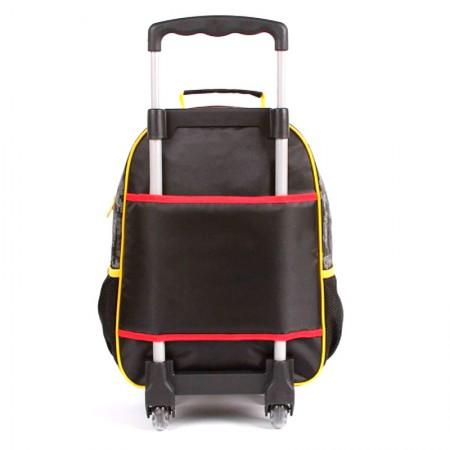 Mochila escolar com roda - 51809/19 - Carros - Dermiwil