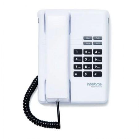 Telefone TC50 premium branco artico - Intelbras