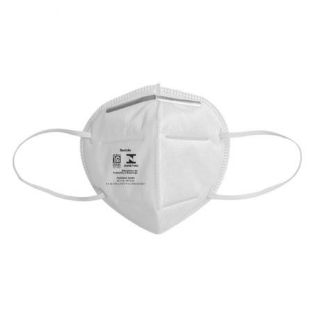 Máscara descartável de proteção respirátoria KN95 PFF2 - HC124 - Multilaser