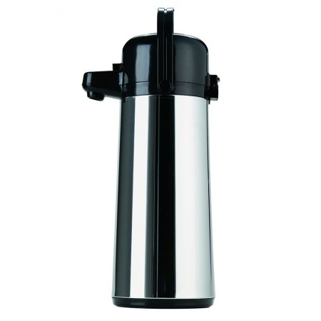 Garrafa térmica de pressão Airport Inox 1,8 litros - Invicta