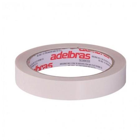 Fita dupla face PP 24mm x 30m - 430 - adesivo acrílico - Adelbras