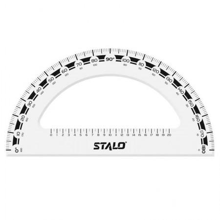 Transferidor de madeira 180 graus - 8281 - Stalo