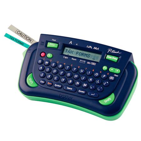 Rotulador eletrônico PT80 - Brother