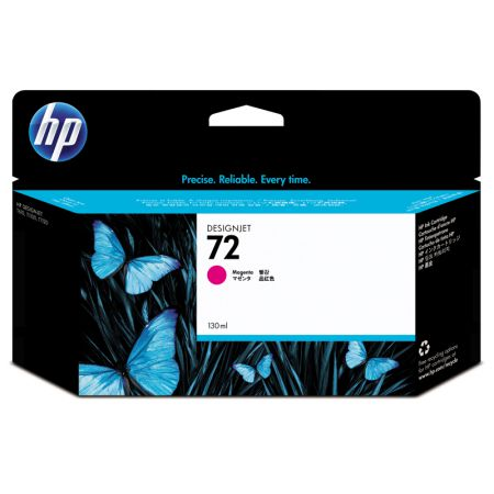 Cartucho HP Original (72) C9372A - magenta