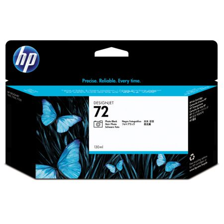 Cartucho HP Original (72) C9370AB - preto