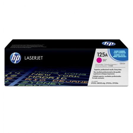 Toner HP Original (125A) CB543AB - magenta 1400 páginas