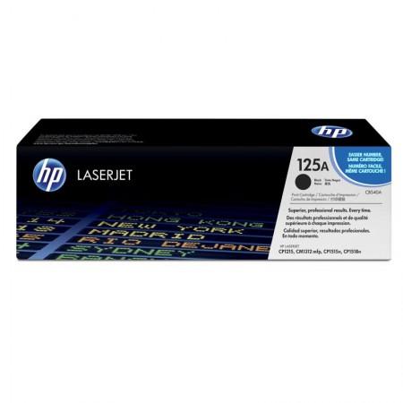 Toner HP Original (125A) CB540AB - preto 2200 páginas