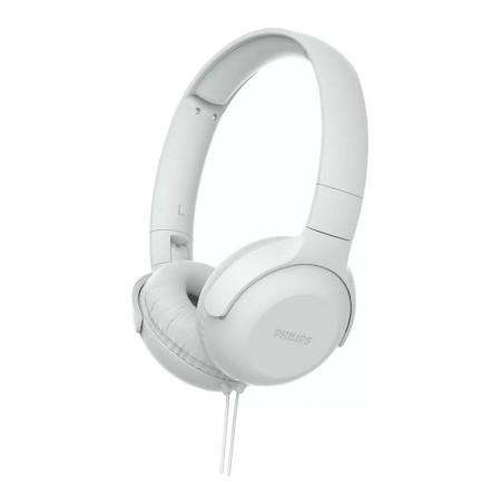 Fone de ouvido com microfone branco - TAUH201WT - Philips