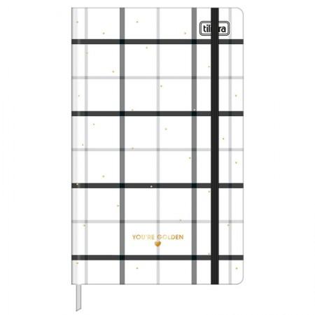 Caderno costurado grande Fitto West Village pontilhado 80 Fls - Lista - Tilibra