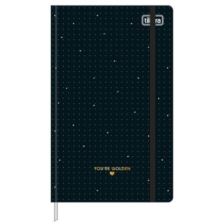 Caderno costurado grande Fitto West Village pontilhado 80 Fls - Coração - Tilibra