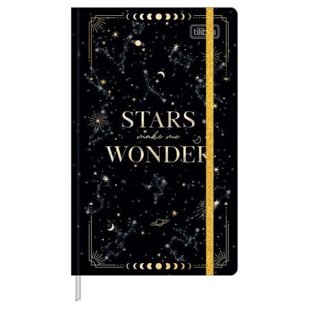 Caderno costurado grande Fitto Magic - pontilhado - 80 folhas - Capa 1 - Tilibra