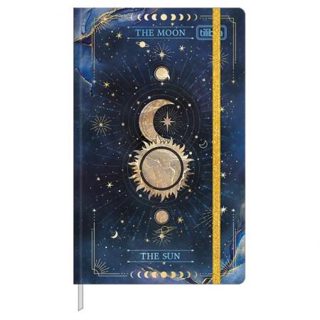 Caderno costurado grande Fitto Magic - pontilhado - 80 folhas - Capa 2 - Tilibra