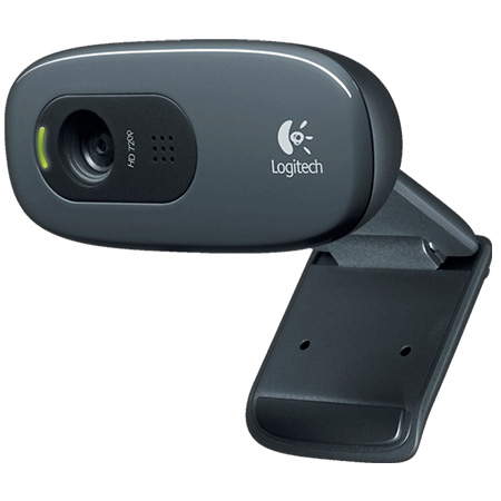Câmera webcam HD 720p C270 - Logitech